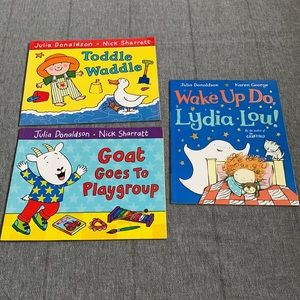 Julia Donaldson book bundle